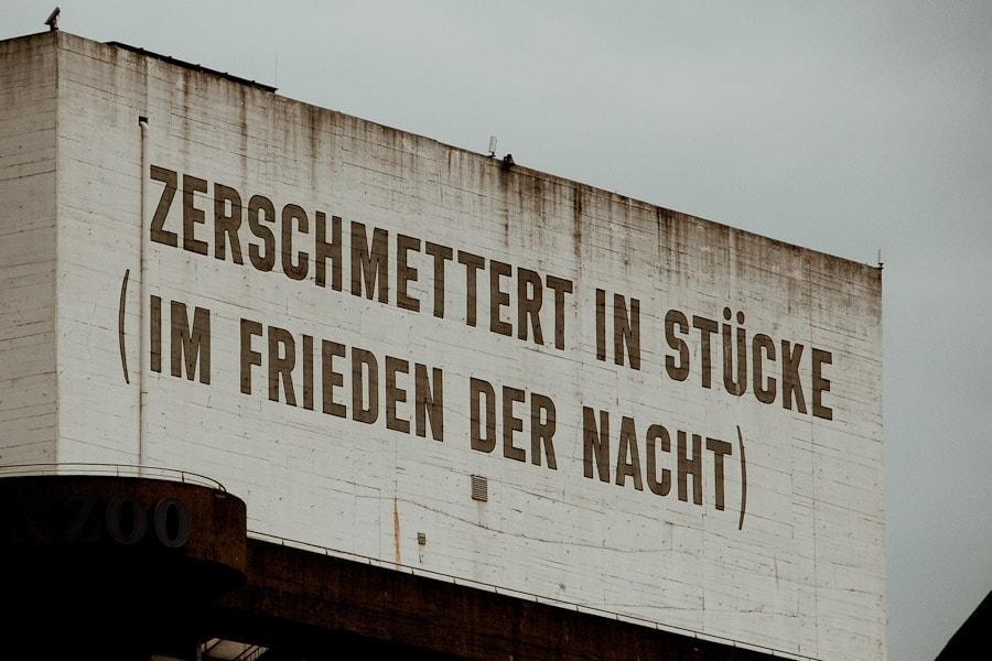 Fotografie der Wiener Flaktürme