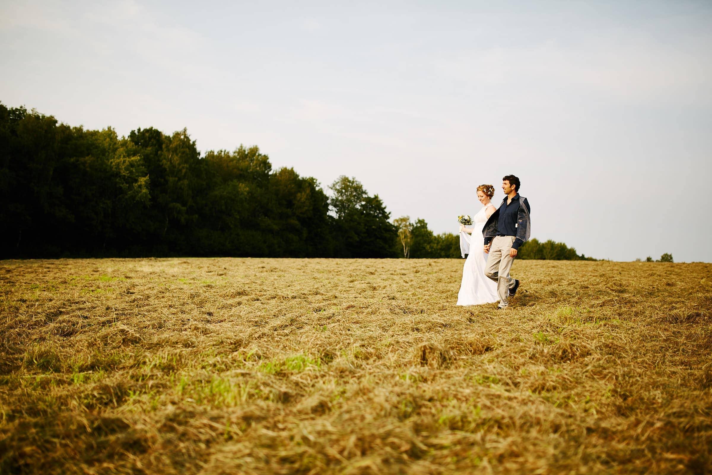 Brautpaar Fotoshooting Jüdische Hochzeit Tagesreportage im Saarland