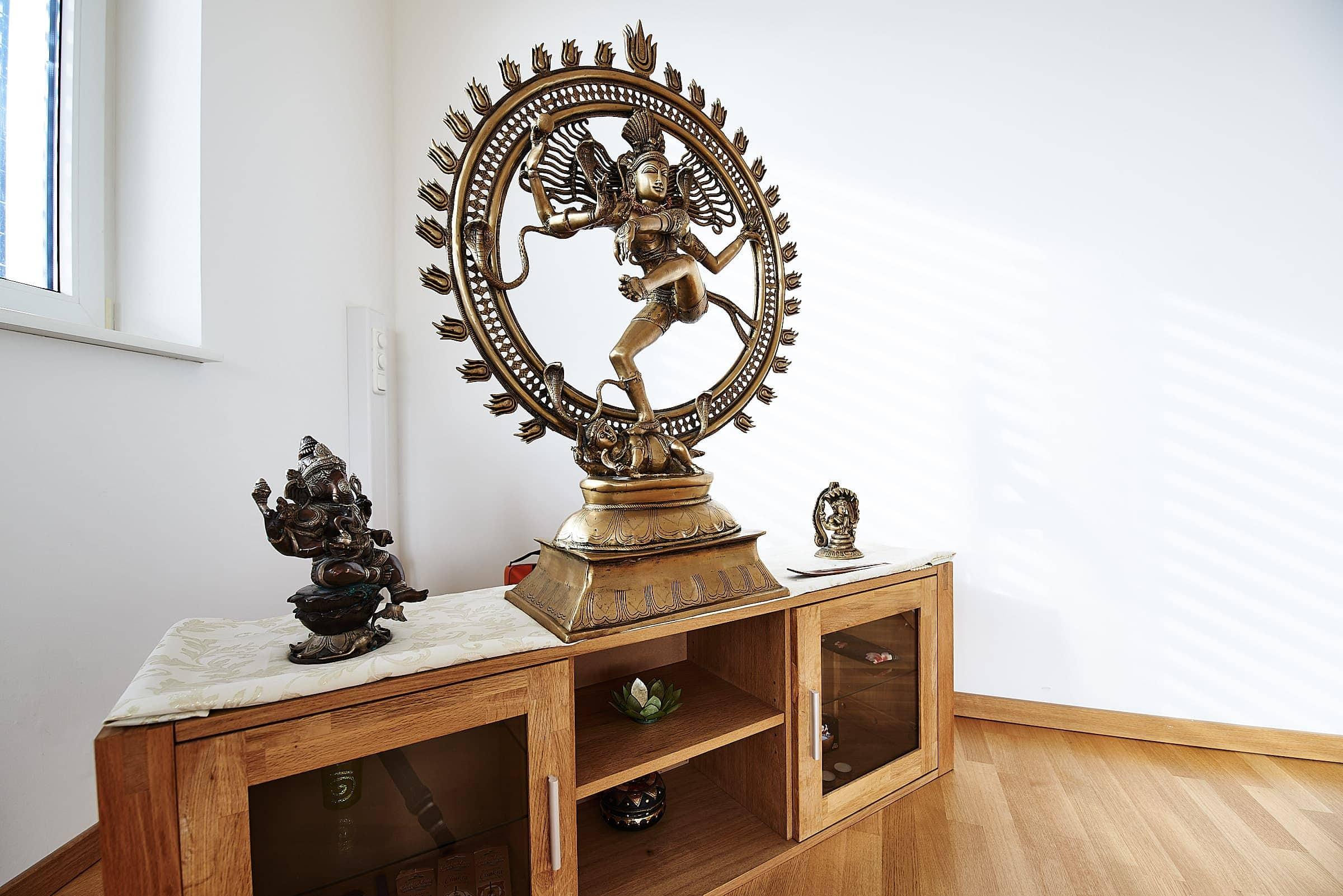 Firmenfotograf Trier Interieur Yogaschule Ornament