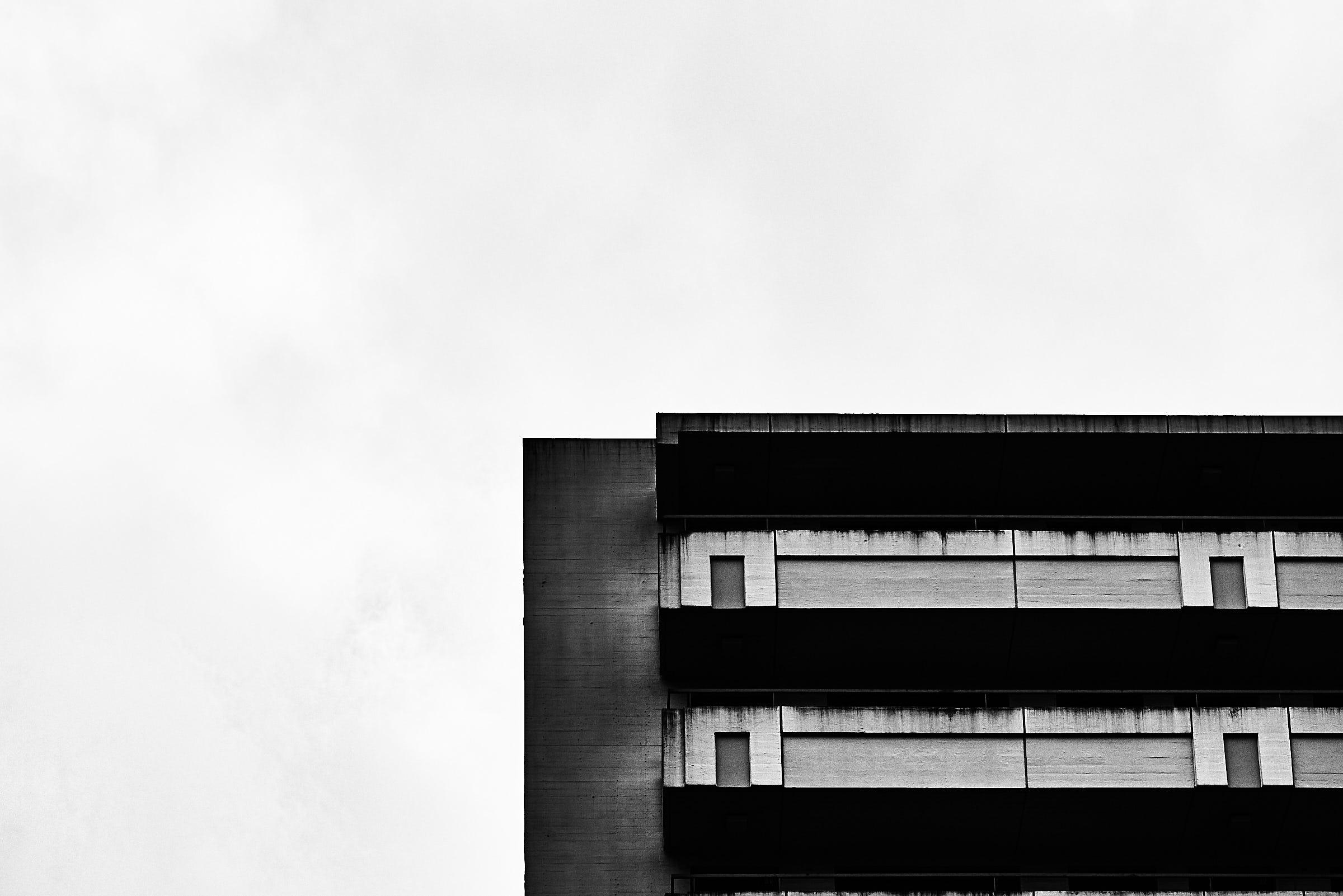 Architekturfotografie in Trier Heiligkreuz