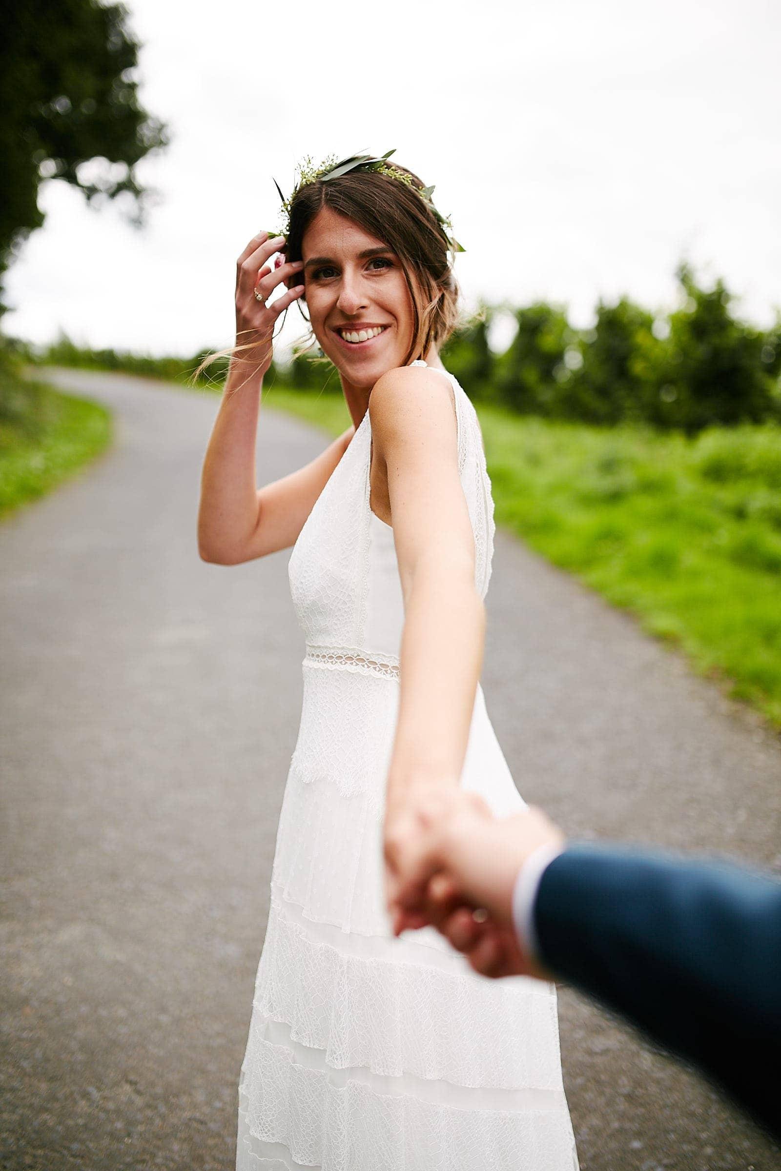 Follow Me Hochzeitsfoto