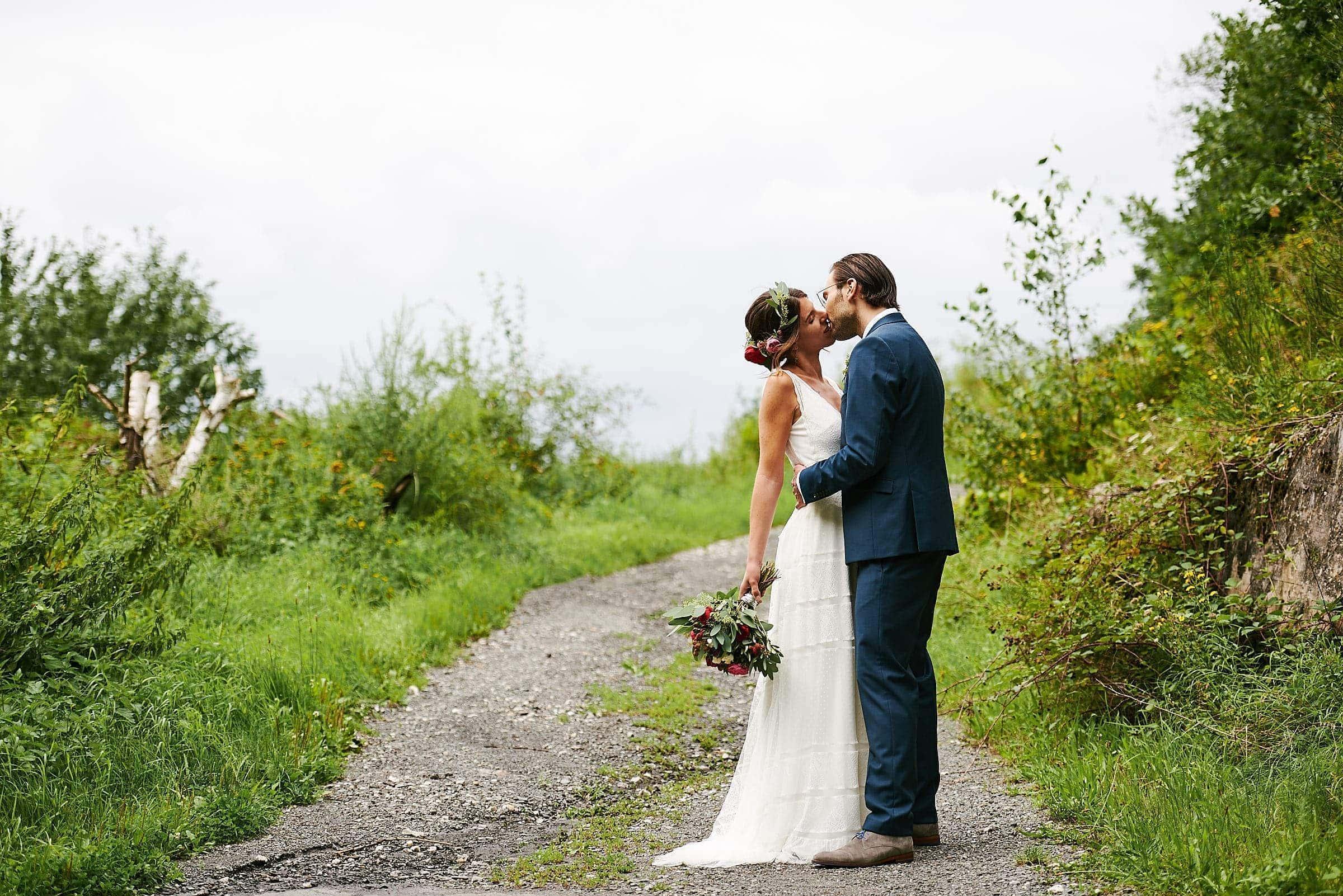 Aufregende Fotoshootings für unsere Brautpaare gehören zum Programm