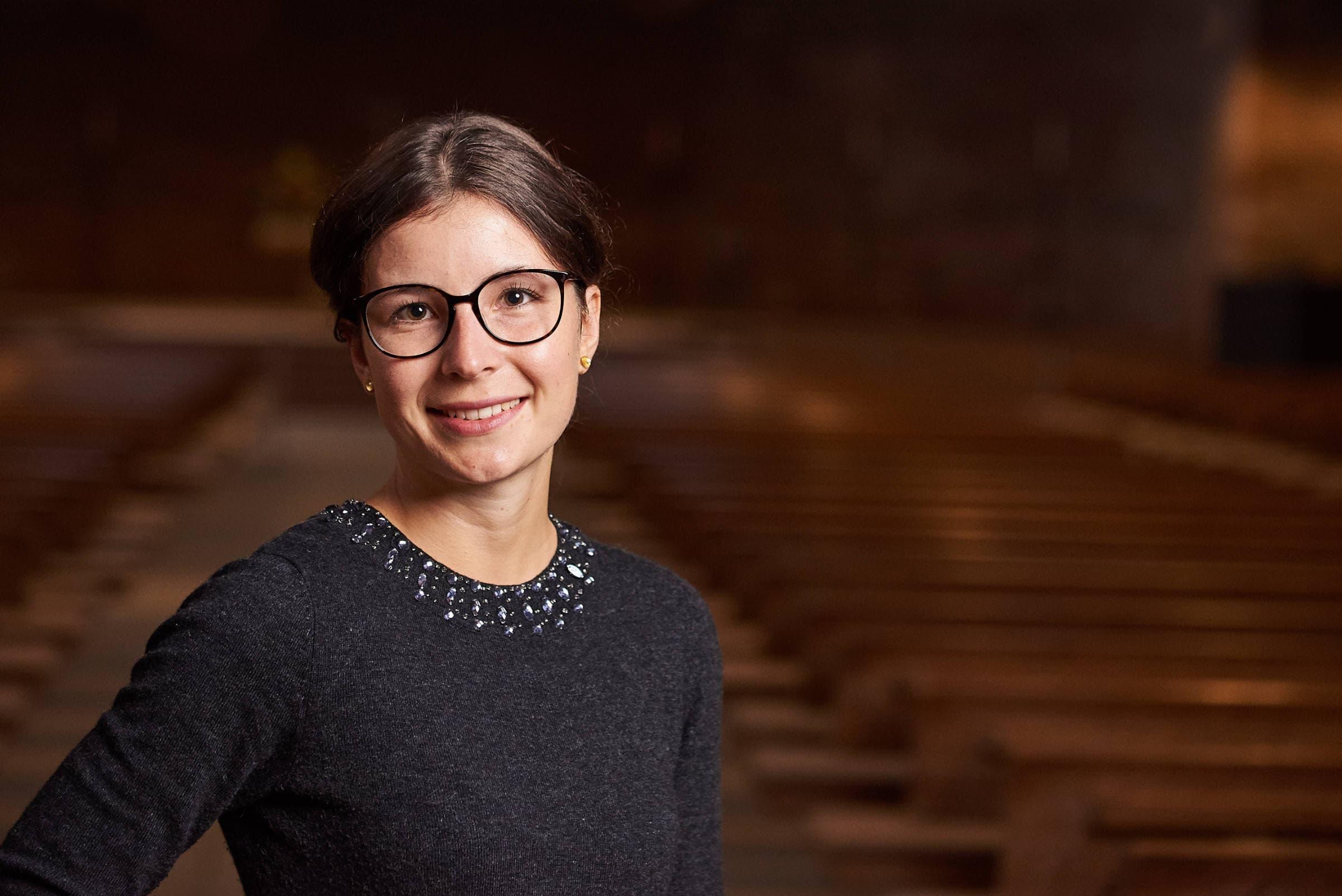 PR Fotografie für die evangelische Kirchengemeinde Trier, Pfarrerin Vera Zens
