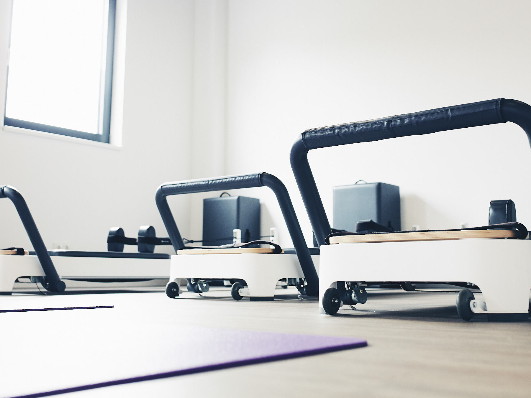 Pilates Rerformer im Pilates-Studio Alineo Trier