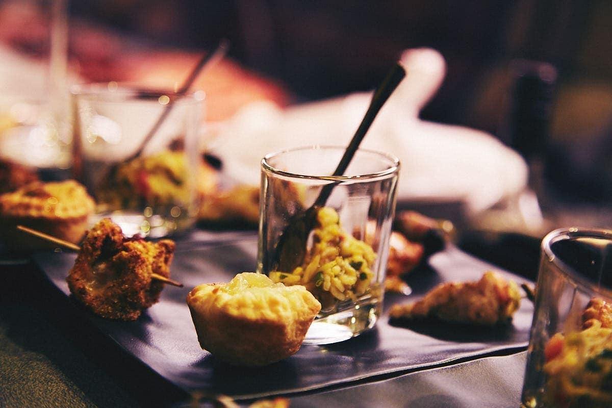 Wunderschöne Fotos von Speisen und Catering gibt es bei David Kliewer, ihrem Fotografen aus Trier