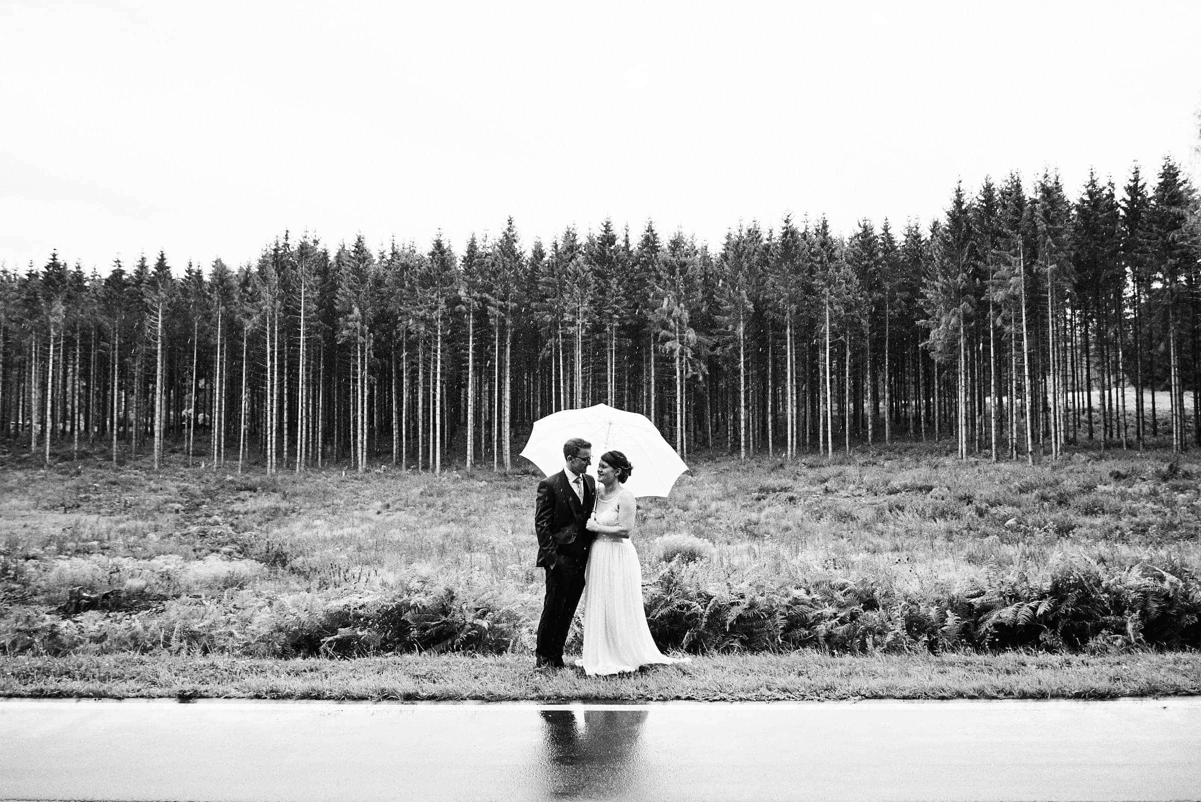 hochzeit fotoshooting bei regen