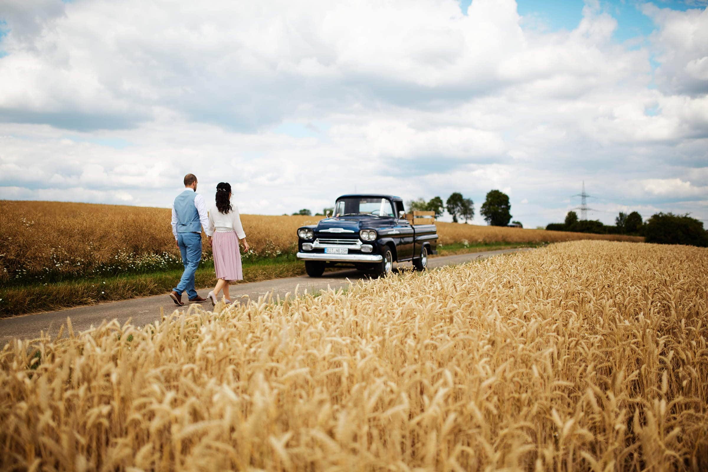 Hochzeitsfotograf Trier, Luxemburg und Bitburg
