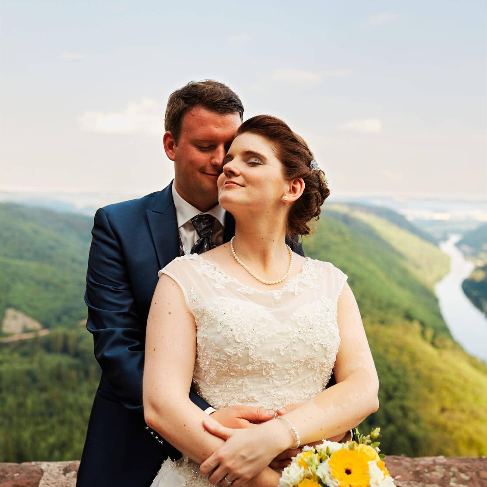 Romantische Hochzeitsfotos mit Vintage oder Boho Look im Saarland